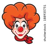 clown | Shutterstock . vector #188935751