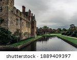 Old Tudor Hever Castle...