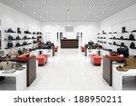 bright and fashionable interior ... | Shutterstock . vector #188950211