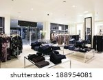 luxury and fashionable brand... | Shutterstock . vector #188954081