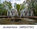 Peterhof  Russia   June 03....