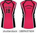 women sleeveless tank top... | Shutterstock .eps vector #1889637604