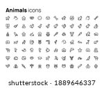 animals. high quality concepts... | Shutterstock .eps vector #1889646337