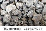 Natural Stone Pebble Material...