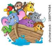 Noahs Ark Theme Image 1   Eps10 ...