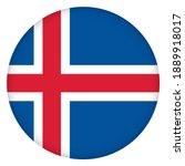 glass light ball with flag of... | Shutterstock .eps vector #1889918017