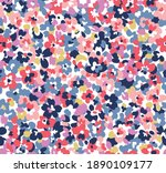repeatable floral pattern... | Shutterstock .eps vector #1890109177
