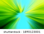 Abstract Surface Of Radial Blur ...