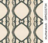 Horizontally Seamless Design....