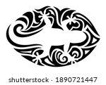 Beautiful Tribal Tattoo...