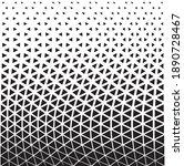 monochrome black and white... | Shutterstock .eps vector #1890728467