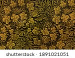 vintage floral pattern... | Shutterstock . vector #1891021051
