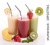 fruit juice | Shutterstock . vector #189107561