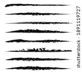 grungy  grunge  textured brush... | Shutterstock .eps vector #1891119727