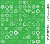 spiral  swirl  twirl element... | Shutterstock .eps vector #1891122301
