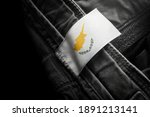 tag on dark clothing in the...   Shutterstock . vector #1891213141