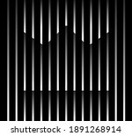 abstract unusual crown sign... | Shutterstock .eps vector #1891268914