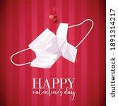 valentine's day vector... | Shutterstock .eps vector #1891314217