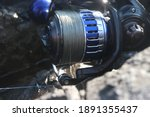 Fishing Reel Used For Rock And...
