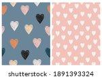 lovely seamless vector patterns ... | Shutterstock .eps vector #1891393324