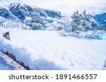Fantastic Snow Road Landscape...