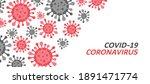 covid 19 novel coronavirus...   Shutterstock .eps vector #1891471774