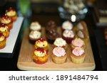 Various Flavor Mini Cupcakes...