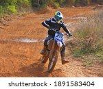 Zoom Photo Of Motocross...