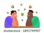 Happy Valentines Day Lgbt Gay...