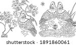 Art Therapy Coloring Page....