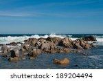 pacific ocean | Shutterstock . vector #189204494