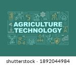 agriculture machinery word...