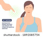 eft tapping treat pain body...