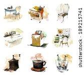 Illustration Of Furniture