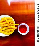 French Fries With Very Good...