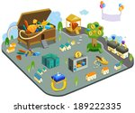 illustration of commerce | Shutterstock . vector #189222335