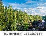 View Of The Kruununpuisto Park...