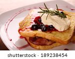 Delicious French Toast With...