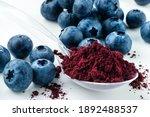 Antioxidant Rich Blueberry...