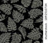seamless pattern of beautiful... | Shutterstock .eps vector #1892510734