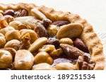 tarts of  dried fruit | Shutterstock . vector #189251534