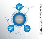 inforgraphic elements  ... | Shutterstock .eps vector #189271787