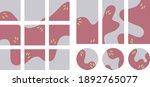 seamless background for social...   Shutterstock .eps vector #1892765077