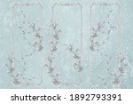 Stucco Decoration And Flowers...