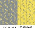 vector seamless pattern design... | Shutterstock .eps vector #1893101401