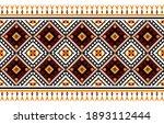 geometric ethnic oriental... | Shutterstock .eps vector #1893112444
