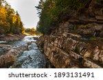 Bonnechere Waterfalls In Horton ...