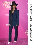 Small photo of LOS ANGELES - NOV 30: Kelly Rowland arrives for 2017 Billboard Women in Music on November 30, 2017 in Hollywood, CA