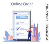 supply online service or... | Shutterstock .eps vector #1893297067