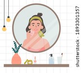 Beauty Routine. Face And Body...